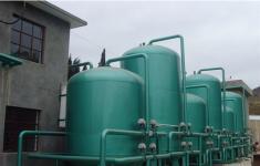 污水深度处理过滤设备